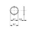turnlock HGRGIP technical drawing