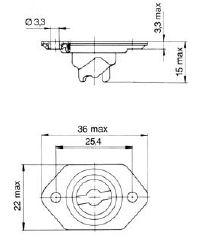 ターンロックHGRRTF33S製図