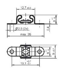 ターンロックLMHRS製図